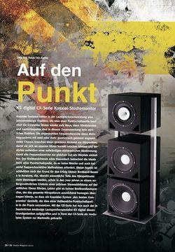 Testbericht: Studio Magazin 10/12