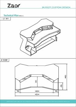 Technische Zeichnung