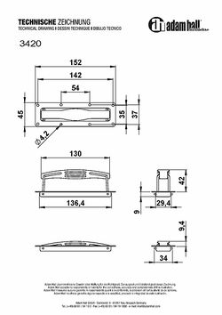 Technical drawing multilingual