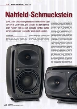 Professional Audio Nahfeld-Schmuckstein: Event Opal