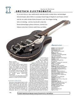 Gitarre & Bass Gretsch Electromatic G5265 Jet Baritone, Solidbody