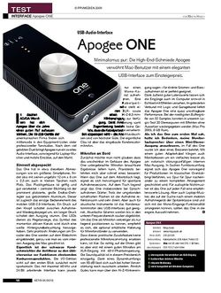 KEYS Apogee ONE