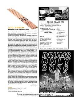 Sticks Vic Firth Drumstick-Neuheiten