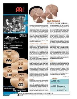 Sticks Sabian Artisan Ride Cymbals
