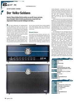 Guitar gear Amp - Jet City JCA100H + 2X12 Box