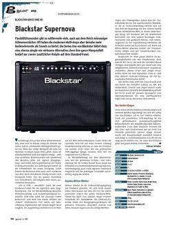 Guitar gear Amp - Blackstar Series One 45