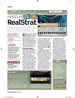 Computer Music MusicLab RealStrat