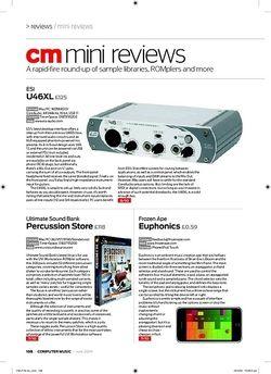 Computer Music Stylus RMX 1.8