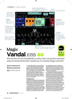 Computer Music Magix Vandal