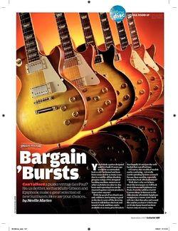 Guitarist Epiphone Les Paul Standard