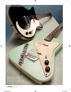 Guitarist Danelectro 59 Dano