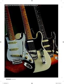 Guitarist Squier Classic Vibe Stratocaster 50s