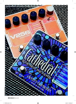 Guitarist Cathedral Stereo Reverb