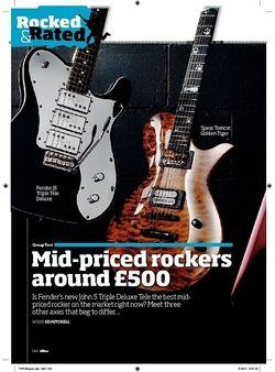 Total Guitar Fender J5 Triple Tele