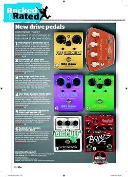 Total Guitar ElectroHarmonix Big Muff Pi with Tone Wicker