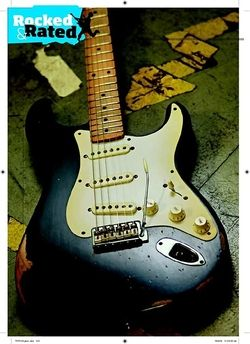 Total Guitar Fender Road Worn 50s Stratocaster