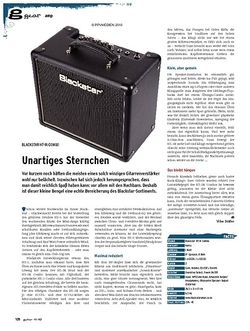 Guitar gear Amp - Blackstar HT-1R Combo