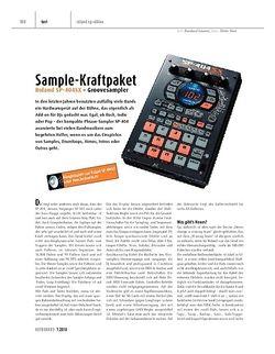 Keyboards Roland SP-404SX - Groovesampler