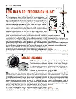 Sticks LP Micro Snares