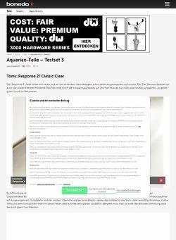 Bonedo.de Aquarian-Felle Testset 3