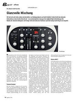Guitar gear Software - SPL Analog-Code-Plug-ins