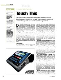 Tastenwelt TC-Helicon VoiceLive Touch