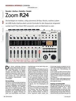 KEYS Zoom R24