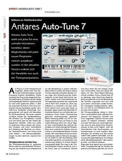KEYS Antares Auto-Tune 7