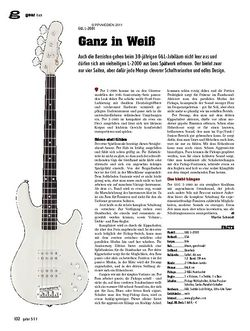Guitar gear Bass - G&L L-2000
