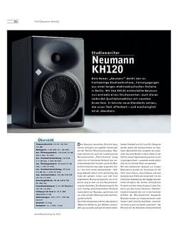 Sound & Recording Neumann KH120