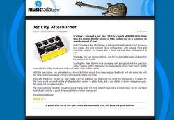 MusicRadar.com Jet City Afterburner