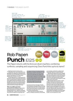 Computer Music punch