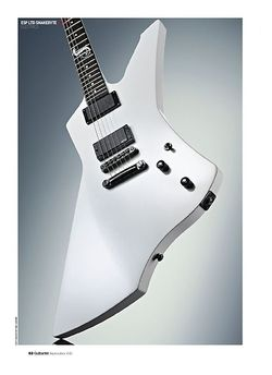 Guitarist ESP LTD SnakeByte