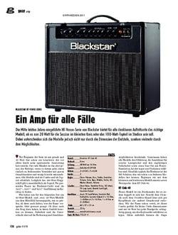 guitar gear Amp - HT-Venue-Serie