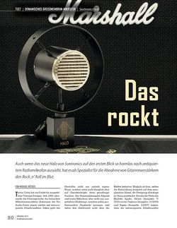 Professional Audio Sontronics Halo