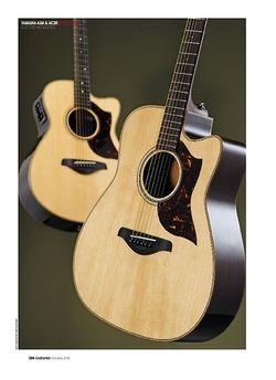 Guitarist Yamaha A1M