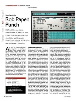 KEYS Rob Papen Punch