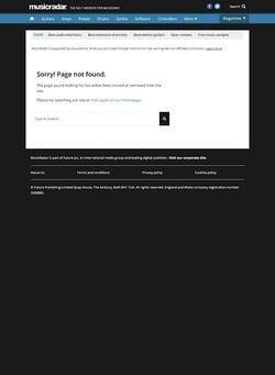MusicRadar.com Roland SPD-SX Sample Pad