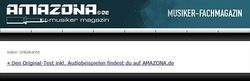 Amazona.de News: Deutscher Ampeg YouTube Kanal