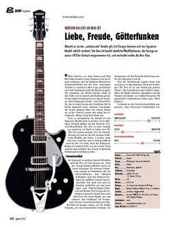 guitar Gretsch G6128T-GH Duo Jet