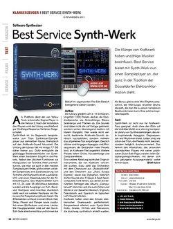 KEYS Best Service Synth-Werk