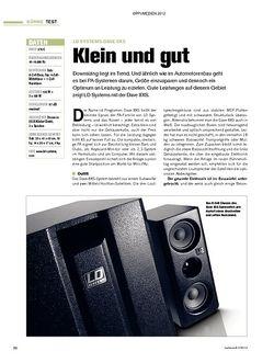 Tastenwelt Test: LD Systems Dave 8XS - Klein und gut