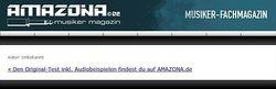 Amazona.de News: EZmix-Pack MASTERING