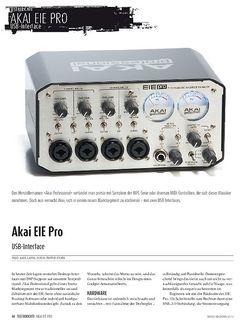 Sound & Recording Akai Professional EIE Pro