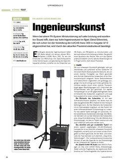 Tastenwelt Test: HK Audio LUCAS Nano 300 - Ingenieurskunst