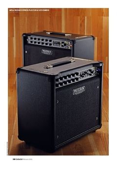 Guitarist Mesa/Boogie Express Plus 5:25