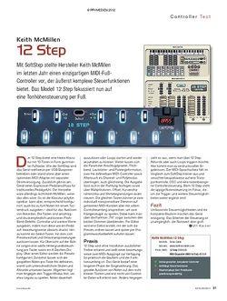 KEYS Keith McMillen 12 Step