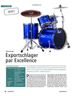 Soundcheck Exportschlager