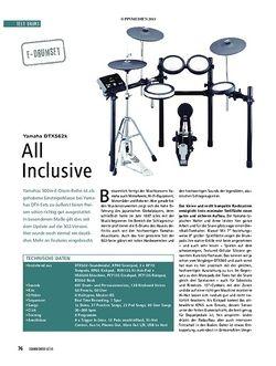 Soundcheck All inclusive