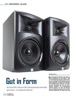 Professional Audio JBL LSR308
